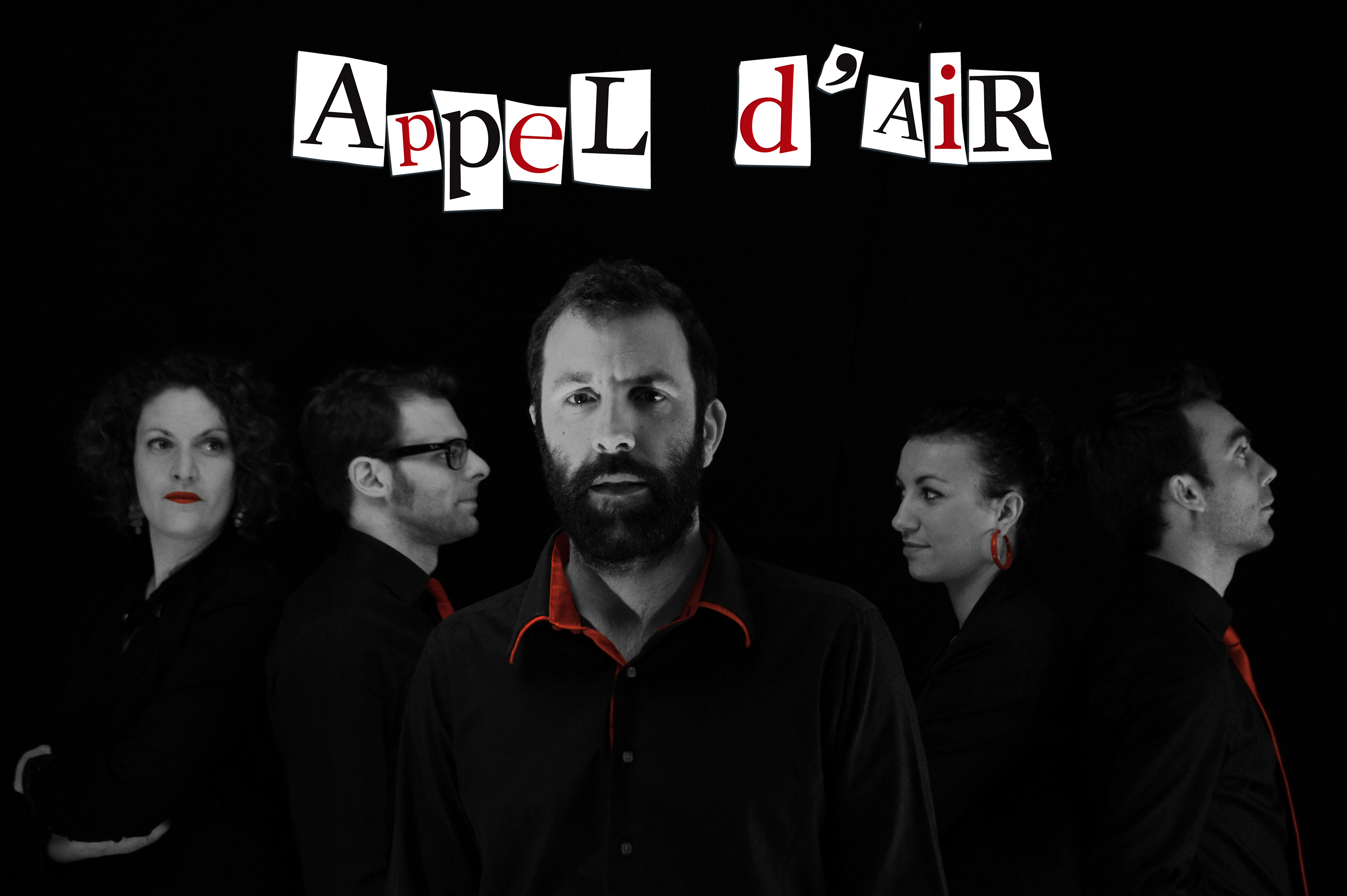 Appel d'air – Teaser live 2015