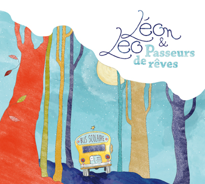 Nouvel Album Léo & Léon