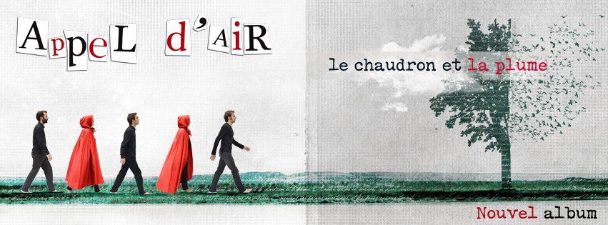 Nouvel Album «Le Chaudron et la plume»